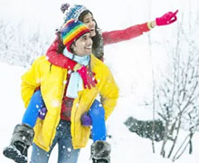 Manali Honeymoon Package with 3* Hotel