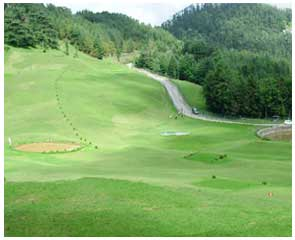 naldehra and golf club