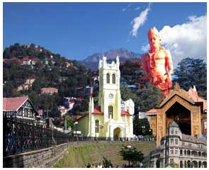 shimla honeymoon tours 03nights 04days