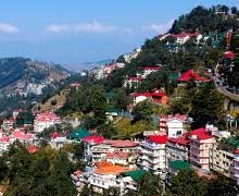 Shimla Tour Package with 3* Hotel