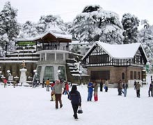 Shimla Tour Package with 2* Hotel